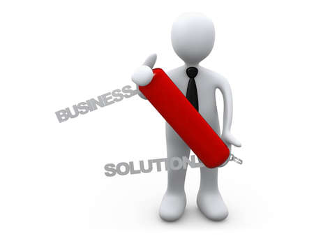 speciality: Business Solution