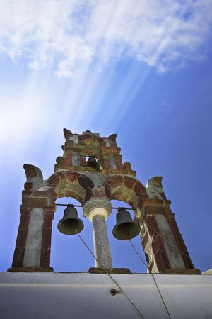 Bell tower Stock Photo - 8272054