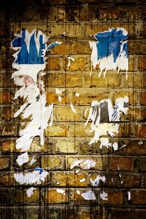 art vieux mur