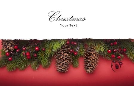 Art Christmas announcement Stock Photo - 10460757