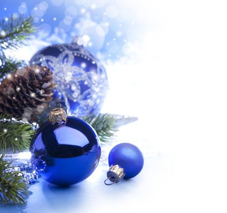 christmas deco: Tarjeta de felicitaci�n de Navidad de arte