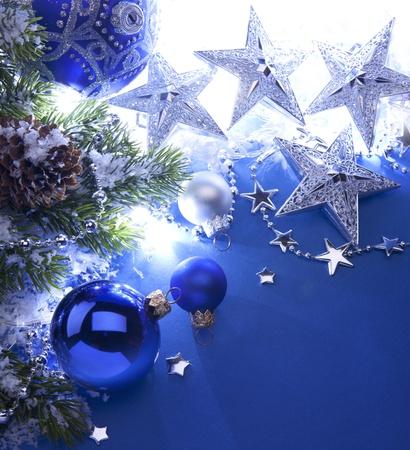 Art de Noël de carte de voeux Banque d'images - 10460779