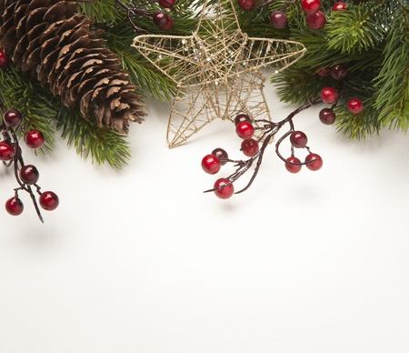 decorando: Tarjeta de felicitaci�n de Navidad de arte