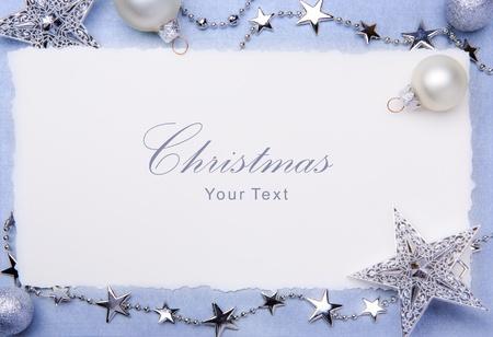 högtider: Art julhälsningskortet