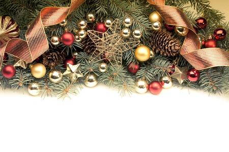 Art Christmas greeting card photo