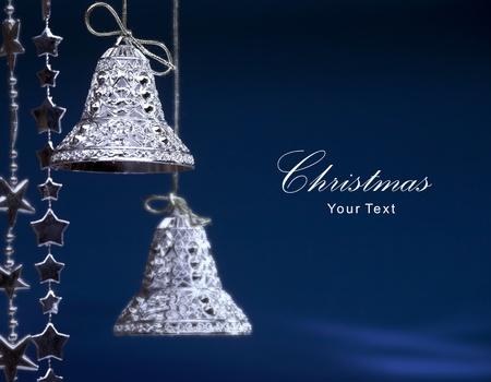 Art Christmas greeting card Stock Photo - 10492842