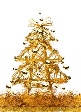 merry joke concept Christmas Tree photo