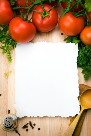 culinary background Stock Photo - 10542236