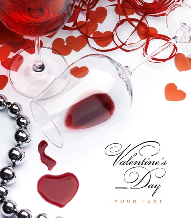 sexual greeting card Happy Valentine Stock Photo - 10542017