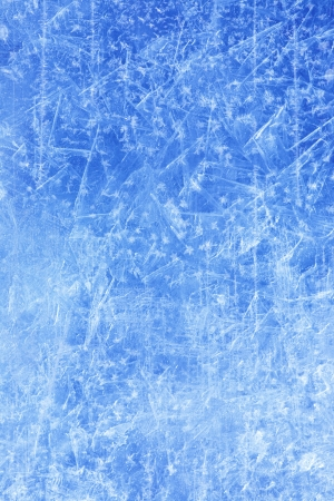 abstract Ice texture Winter background  photo