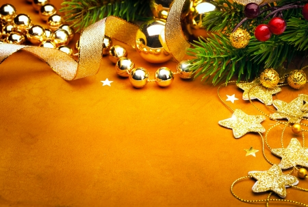 Christmas greeting card background Reklamní fotografie