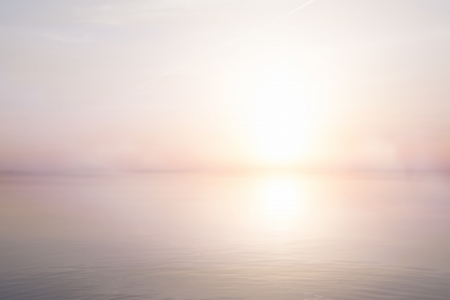 abstract light  sea summer background photo
