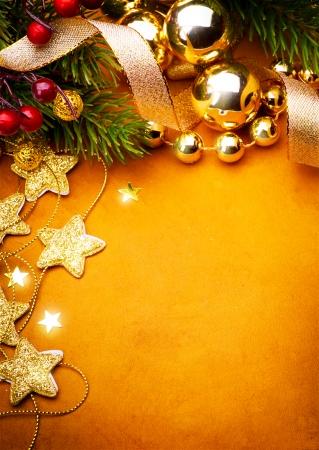 christmas  ornament: Christmas greeting card
