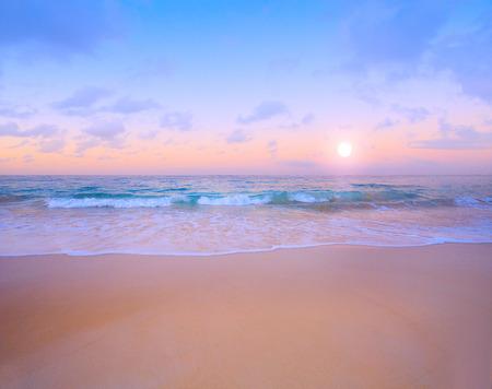 cote: Art Beautiful tropical sea  landscape