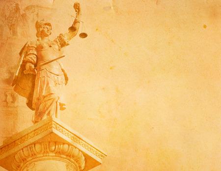 dama de la justicia: justicia