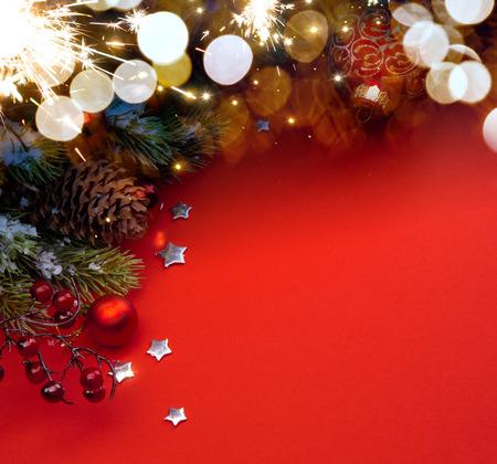Kunst Weihnachtsferien Hintergrund