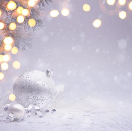 kerst interieur: KunstKerstmis uitnodiging achtergrond Stockfoto