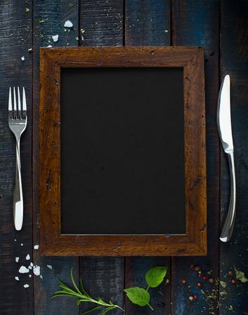 レストラン カフェ メニュー、デザイン テンプレートです。食品チラシ