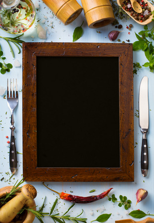 menu background image Stock Photo