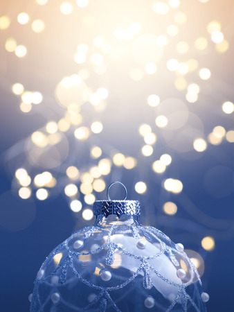 アート クリスマス背景;クリスマス ツリー ライト