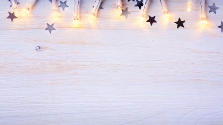 christmas background: Christmas tree light; Christmas Background