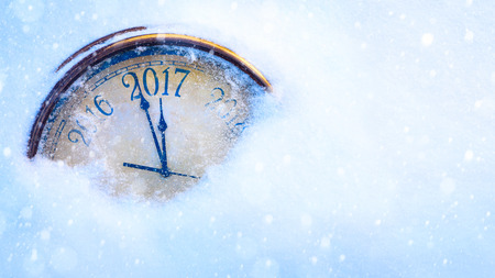 new: art 2017 happy new years eve background