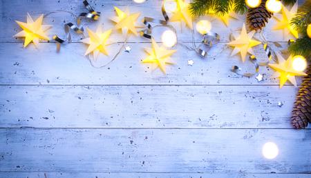 Christmas holidays light