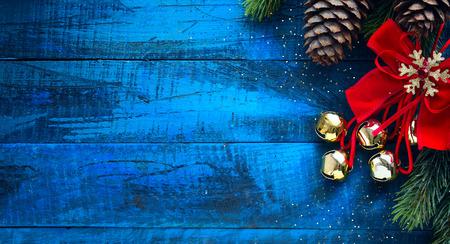 Christmas banner.  Xmas design for Horizontal christmas poster, greeting cards, headers, website