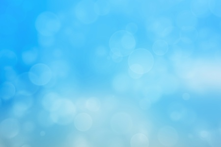 blue spotted: abstract blue background Stock Photo