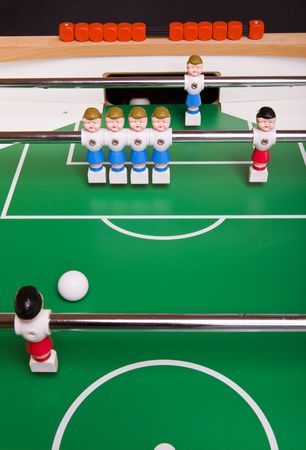 resale: Toy football players