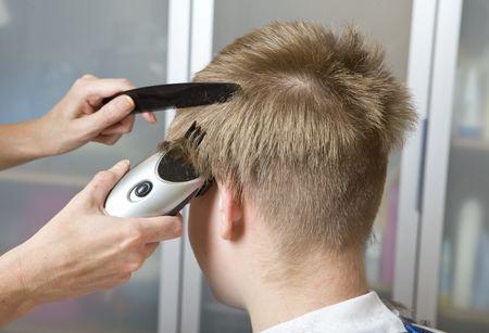 Hairstyle machine Stock Photo - 6426135