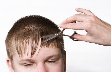 Hairstyle Stock Photo - 6752477