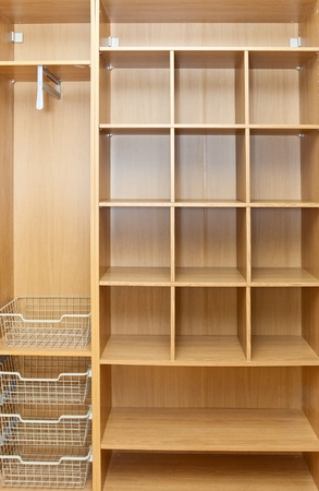 assemblage: New wardrobe in the course of assemblage