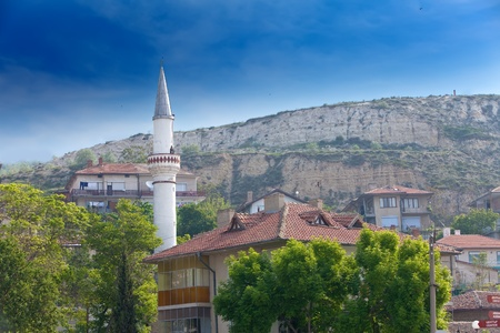 balchik: The Romanian Queen Castle In Balchik, Bulgaria