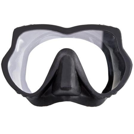 mask for diving (snorkel) photo