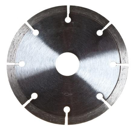Diamond disc for tile cutting Stock Photo - 15396103