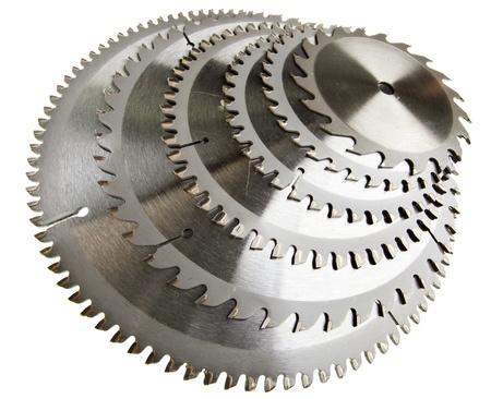 Diamond discs for tile cutting Stock Photo - 15396105