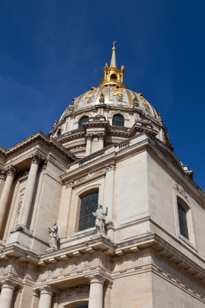 Church of Hotel des invalides, Paris, France photo