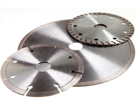 Diamond discs for tile and concrete cutting  Standard-Bild