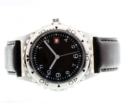 wrist strap: Wrist watch