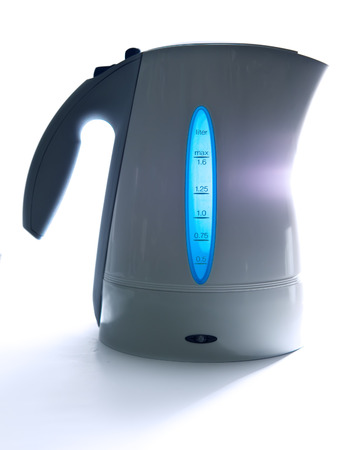 electric tea kettle photo