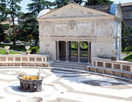 pio: Casina Pio IV (Villa Pia) in Vatican. Rome