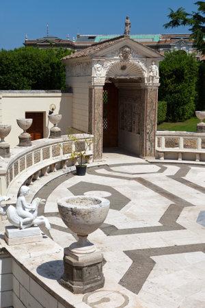 pio: Casina Pio IV (Villa Pia) in Vatican. Rome.