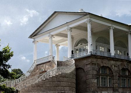 tsarskoye: The Cameron Gallery. Catherine Park. Pushkin (Tsarskoye Selo). Petersburg Editorial