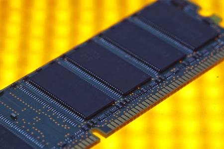 microcircuit: Electronic microcircuit and microchip
