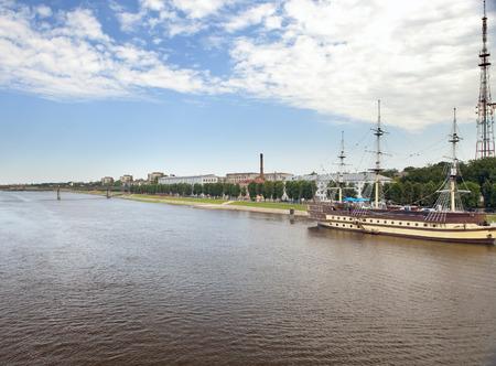 volkhov: Great Novgorod - river Volkhov