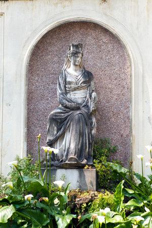pius: VATICAN- SEPTEMBER 20: loggia casino Pius IV at the Vatican Gardens on September 20, 2010 in Vatican, Rome, Italy Editorial