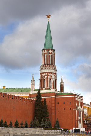 moscow: Moscow, Kremlin Stock Photo