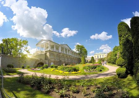 katherine: The Cameron Gallery. Catherine Park. Pushkin (Tsarskoye Selo). Petersburg Editorial