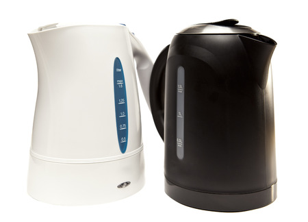 electric tea kettle: two electric tea kettle